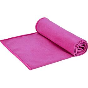 CAMPZ Mikrofasertuch 30x60cm pink